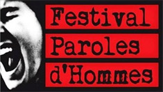 Logo festival paroles d'hommes