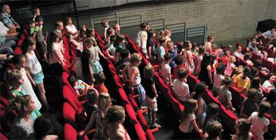 Théâtre scolaire